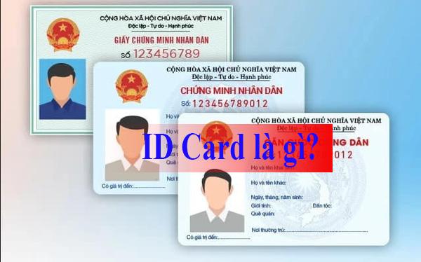 id card là gì